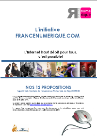 Rapport initiative France numerique.com